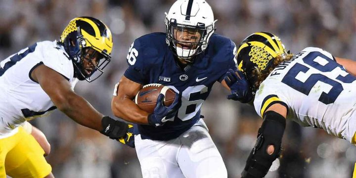Saquon Barkley passes on workout at Penn State pro day