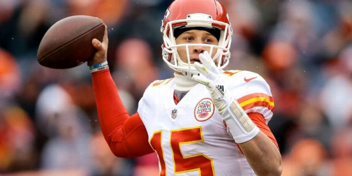 Chiefs are all-in with Patrick Mahomes in 2018 and beyond