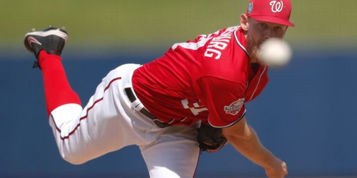 Can Stephen Strasburg follow in his own footsteps?