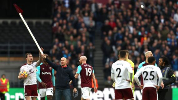 London Stadium turned 'toxic' in West Ham defeat – Frank Lampard
