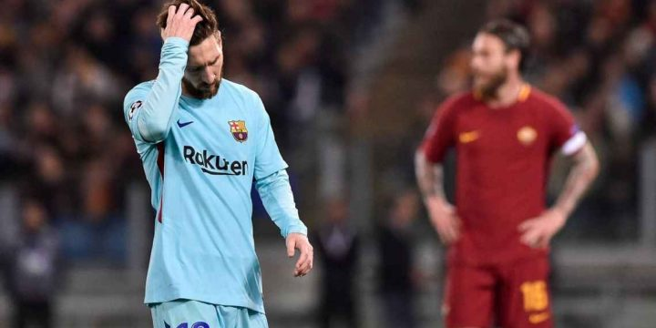 Lionel Messi guilty of disappearing but Barcelona tainting his legacy