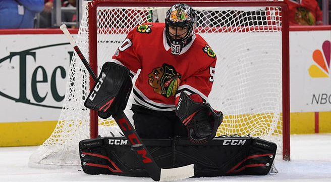 Can Blackhawks count on Corey Crawford returning to top form?