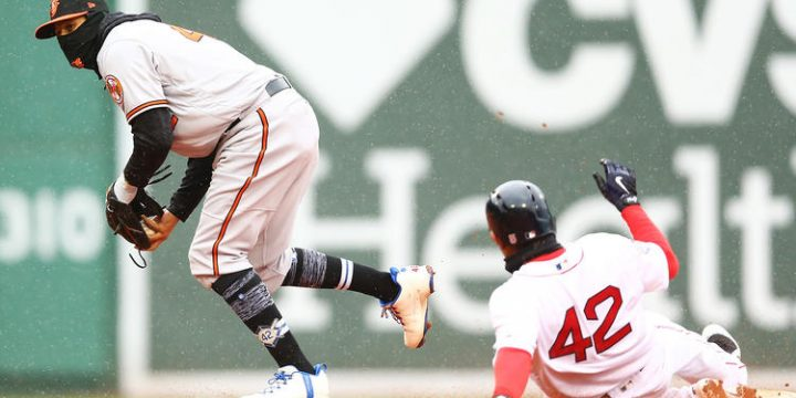 Bundy meets hard-luck fate again as Orioles lose third straight in Boston, 3-1