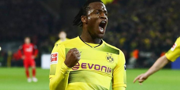 Chelsea want over £50m for Michy Batshuayi as Dortmund push for permanent transfer