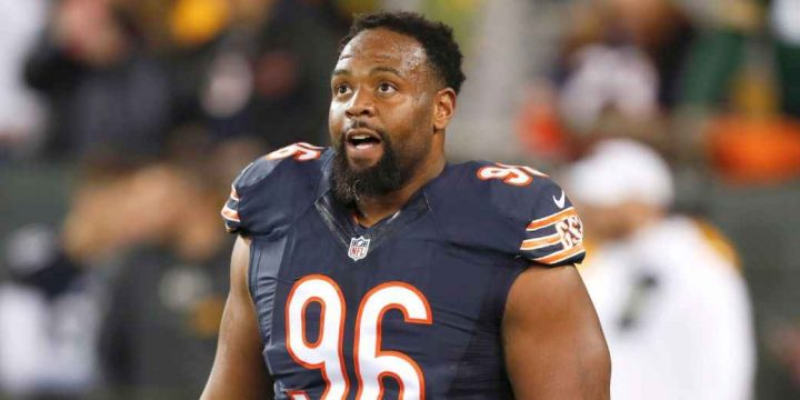 Akiem Hicks: Bears aiming for top-five defense in 2018
