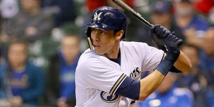 Christian Yelich returns from DL after oblique injury