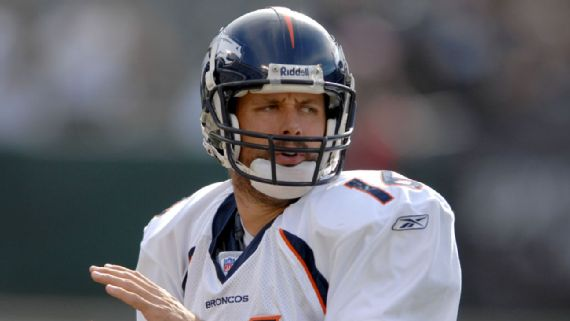 Jake Plummer: Case Keenum might be 'fearless competitor' Broncos need