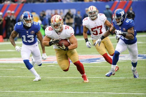 Chris Borland quit NFL, now helps those in retirement