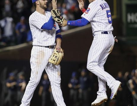 Cubs stop 5-game slide with 14-2 win over Marlins