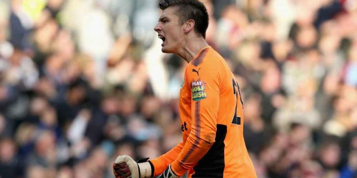 England hopeful Nick Pope has 'half a chance' to make World Cup squad