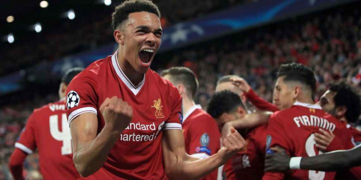 Liverpool's Trent Alexander-Arnold relishing clash with Real Madrid's Cristiano Ronaldo