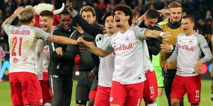 FC Salzburg's remarkable progress owes a lot to Maric, Rose