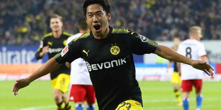 Japan name Keisuke Honda and Shinji Kagawa in preliminary World Cup squad