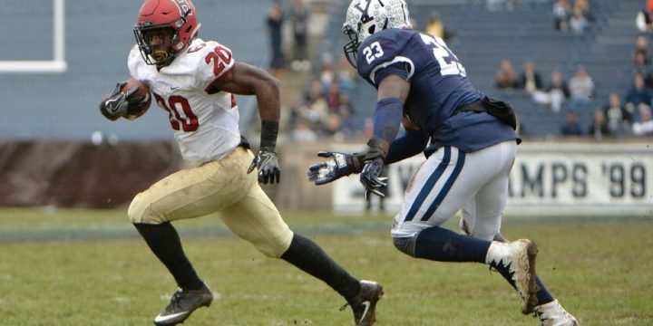 Falcons' Foyesade Oluokun out to validate Ivy Leaguers in NFL