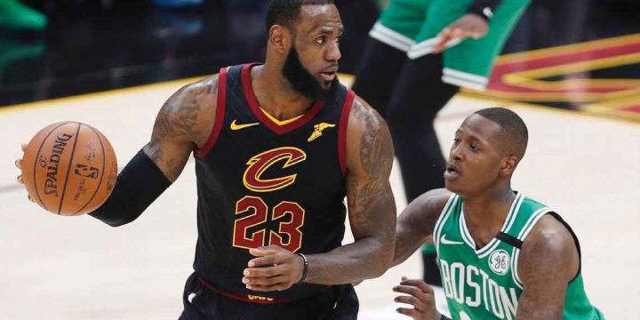 Pressure flips back to Celtics as LeBron, Cavs tie series with Game 4 victory