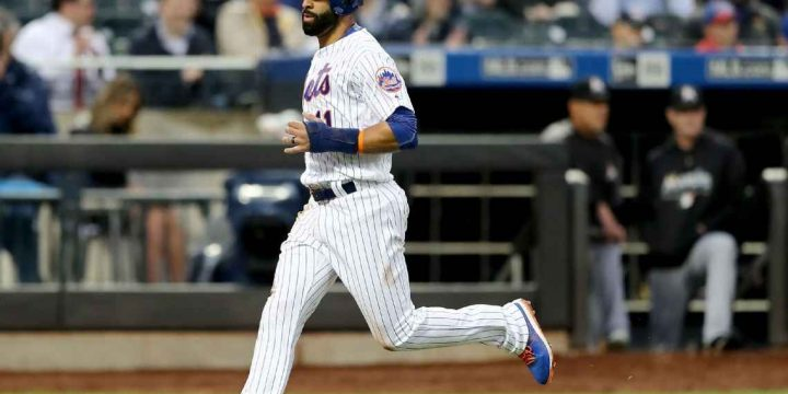 Jose Bautista scores Mets' lone run as part of one of 'wildest days'