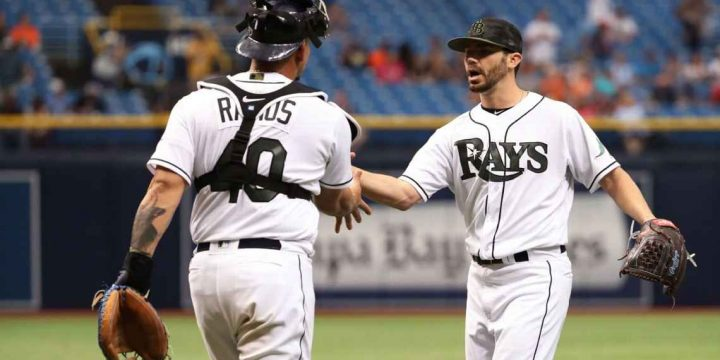 Rays reliever Austin Pruitt first in more than 15 years to record 5-inning save