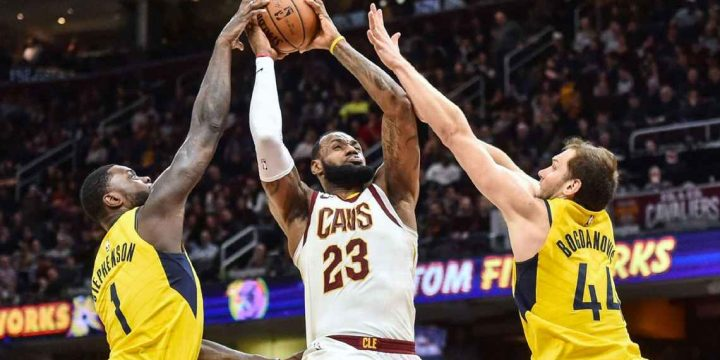 The Pacers have a plan, but can they stop LeBron James?