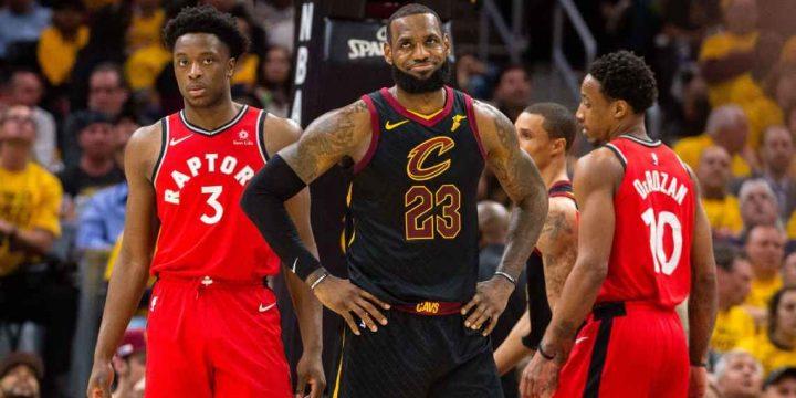 Cavaliers end Raptors for third straight season