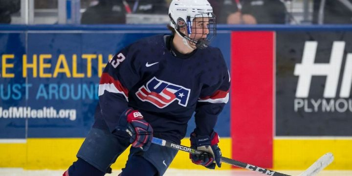 Why Jack Hughes is the No. 1-ranked 2019 NHL draft prospect