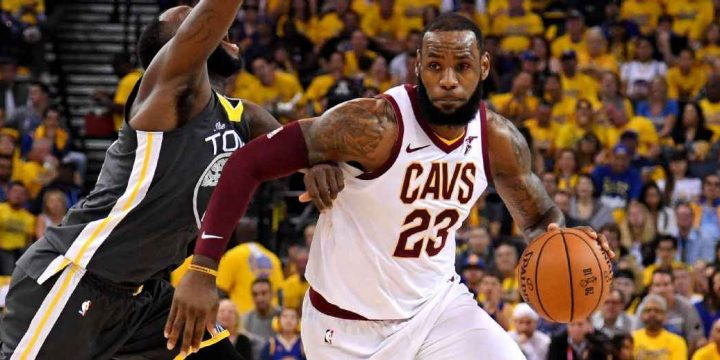LeBron James: Cavaliers must keep edge despite return home