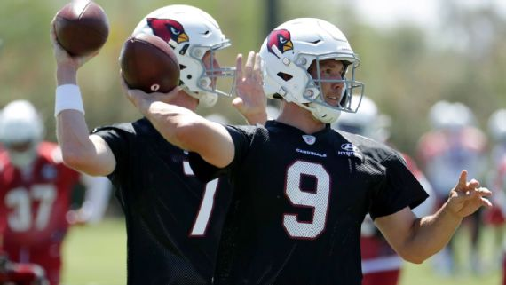 Sam Bradford takes part in Cardinals' drills, feels 'really good right now'