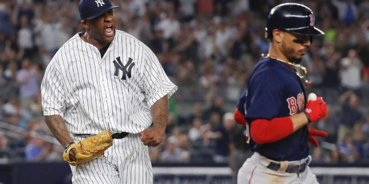 'Straight adrenaline': CC Sabathia high-steps the Yankees to victory