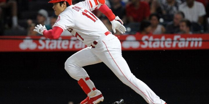 How fast is Shohei Ohtani? Faster than you think