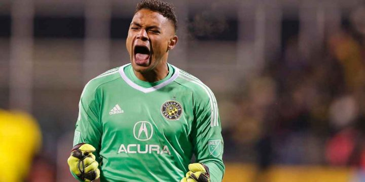 Columbus Crew SC turns down Bristol City's offer for Zack Steffen