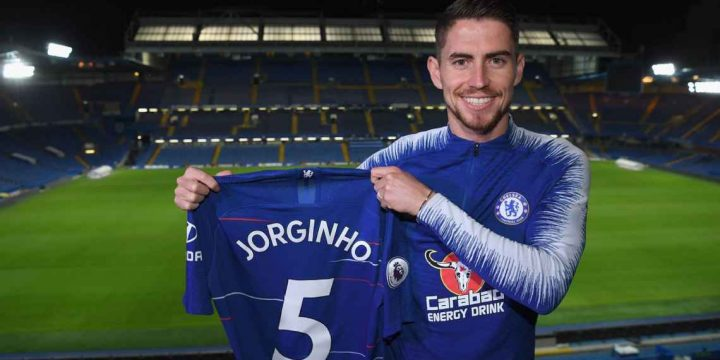 Manchester City 'not disappointed' over losing Jorginho to Chelsea – Guardiola