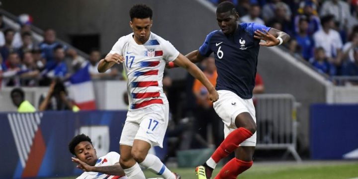U.S.'s Antonee Robinson signs new Everton deal, joins Wigan on loan