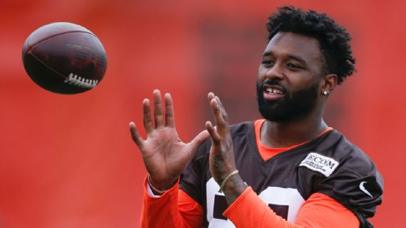 Jarvis Landry: Rant on 'Hard Knocks' was meant for whole team