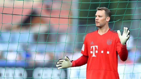 Mesut Ozil issue 'exhausting' but Germany players understand decision to quit – Manuel Neuer