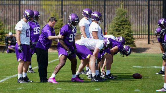 Vikings coach is on a mission to save special teams