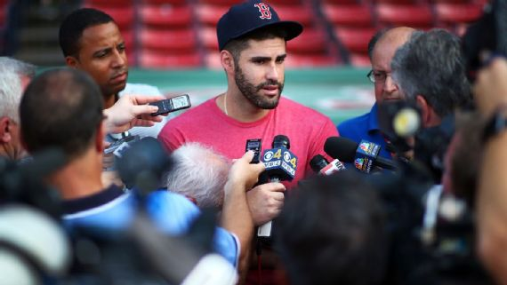 J.D. Martinez 'had no intent to offend' with controversial Instagram post