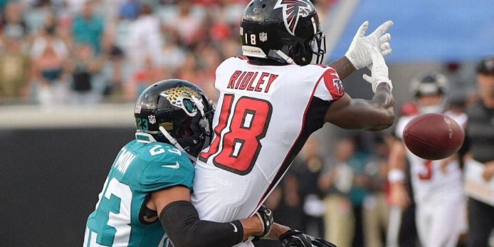 Not perfection, but Falcons' Calvin Ridley already up to speed