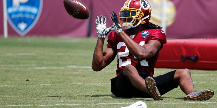 Worth the weight? Josh Norman has vested interest in training