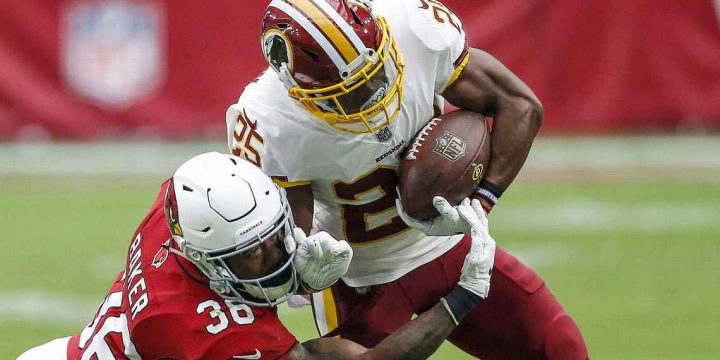 Chris Thompson returns as lightning to Adrian Peterson's thunder