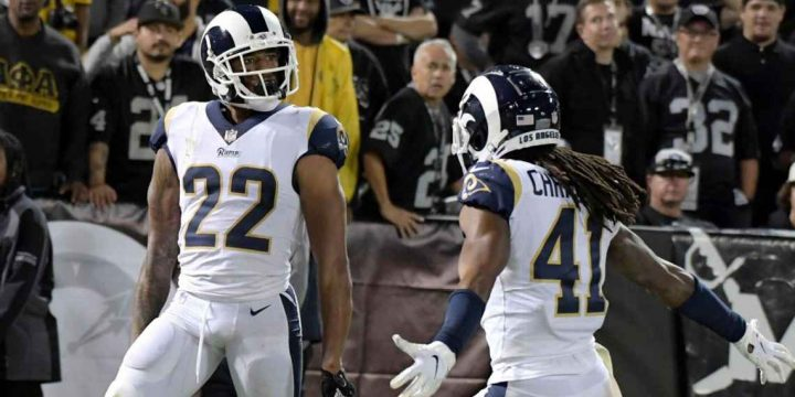 Remade Rams defense starts slow, then slams the door