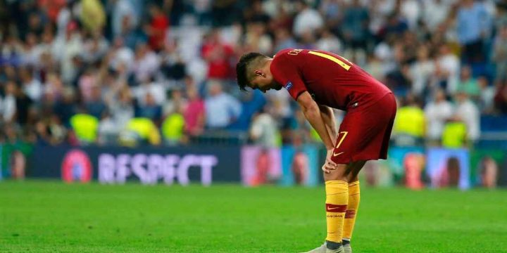 Can AS Roma's players, manager react to their biggest wake-up call yet?