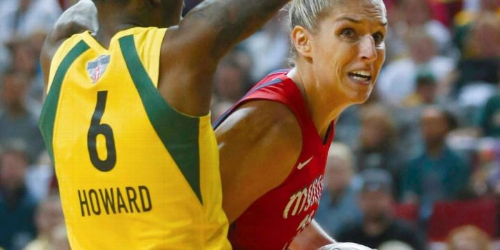 Storm dominate Mystics, Elena Delle Donne in WNBA Finals Game 1 win