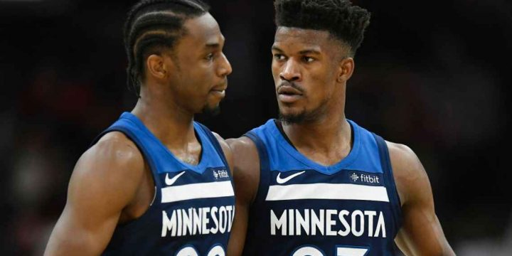 Jimmy Butler's trade demand ignites feud between Stephen Jackson, Andrew Wiggins