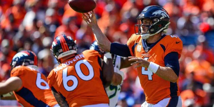 Case Keenum shows why the Broncos went out to get him