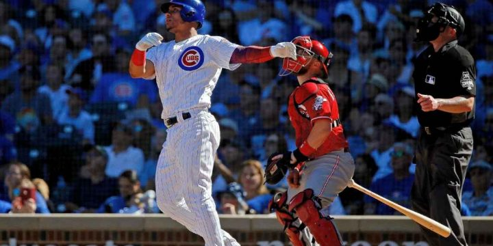 Joe Maddon: Criticism of Willson Contreras over running gaffe is 'over the top'