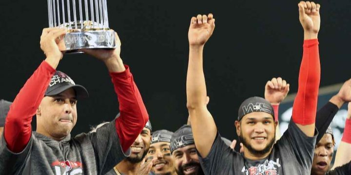 Red Sox-Dodgers World Series averages 14.1 million viewers