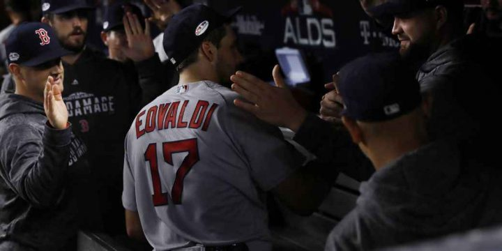 Nathan Eovaldi's gem gives Red Sox 2-1 lead in ALDS