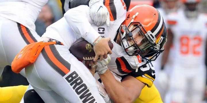 Baker Mayfield paying a price for young offense's growing pains