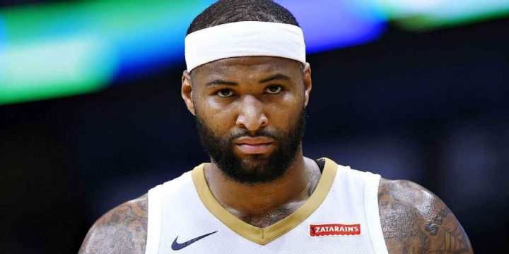 DeMarcus Cousins signs Puma offer sheet; Nike has 10 days to match