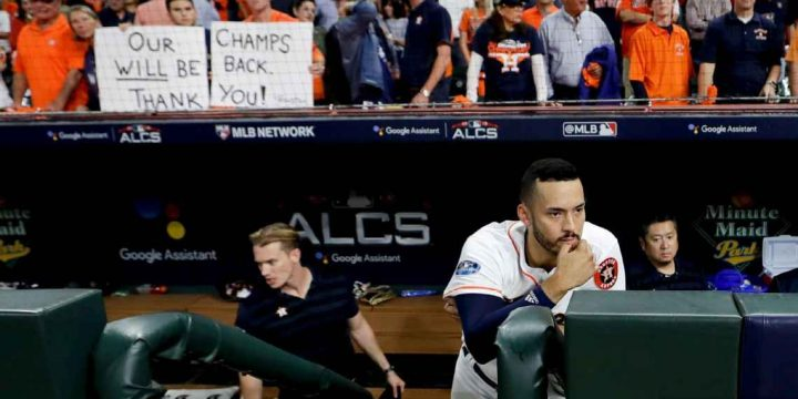 Alex Bregman says failing to repeat will give Astros 'an edge' next season