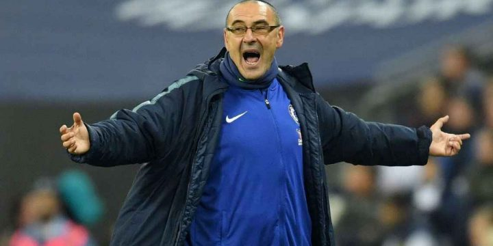 Chelsea's Maurizio Sarri must learn to adapt after first Premier League defeat